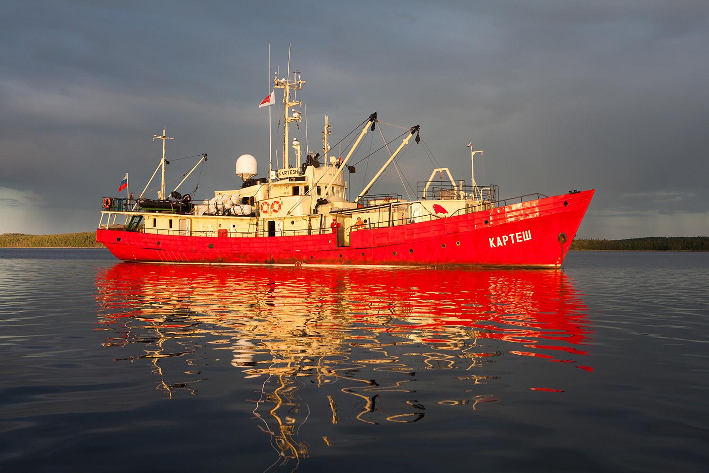 Выставка «Лазурные берега арктических земель»